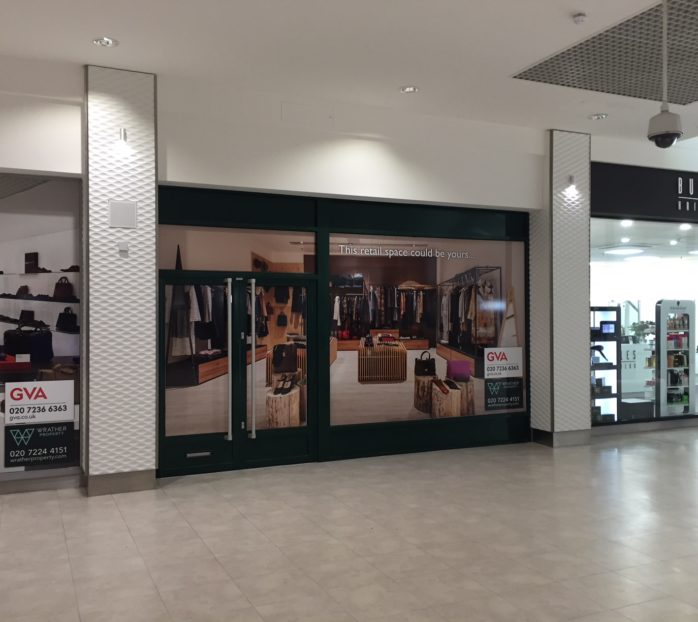 22 Meads Shopping Centre
