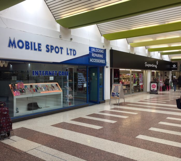 58 Meads Shopping Centre